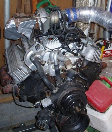 Building the SFI/Turbo V-6 Vega